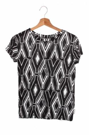 Детска блуза Bench, Размер 11-12y/ 152-158 см, Цвят Черен, Вискоза, Цена 11,40лв.