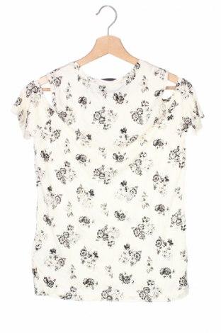 Детска блуза Buffalo, Размер 14-15y/ 168-170 см, Цвят Екрю, Вискоза, Цена 3,60лв.
