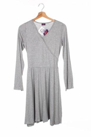 Παιδικό φόρεμα Buffalo, Μέγεθος 14-15y/ 168-170 εκ., Χρώμα Γκρί, 95% βισκόζη, 5% ελαστάνη, Τιμή 6,19€