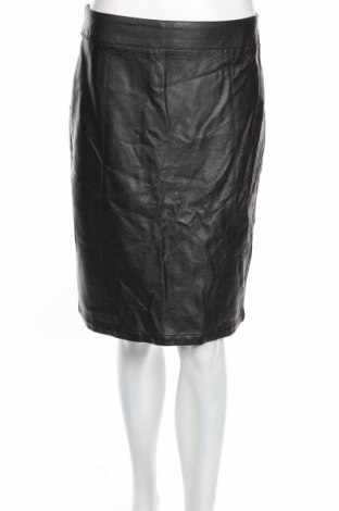 Kožená sukňa  Avenue Foch