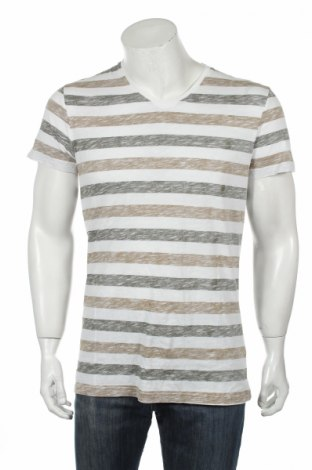 Мъжка тениска ! Solid, Размер M, Цвят Многоцветен, Памук, Цена 16,96лв.