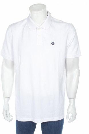 Мъжка тениска Mc Neal, Размер XL, Цвят Бял, Памук, Цена 25,20лв.
