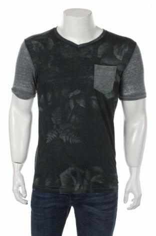 Мъжка тениска Renuar, Размер M, Цвят Зелен, 65% полиестер, 35% памук, Цена 16,00лв.