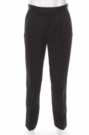 Мъжки панталон Andrews, Размер M, Цвят Черен, Цена 7,20лв.