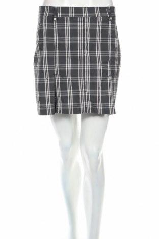 Φούστα Brax Golf, Μέγεθος S, Χρώμα Γκρί, 60% βαμβάκι, 35% πολυαμίδη, 5% ελαστάνη, Τιμή 3,46€