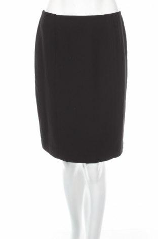 Φούστα Loft By Ann Taylor, Μέγεθος S, Χρώμα Μαύρο, 71% ασετάτ, 29% πολυεστέρας, Τιμή 6,75€