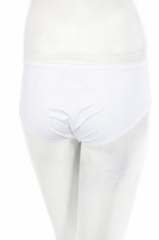 Бикини Sloggi, Размер XL, Цвят Бял, 88% полиамид, 12% еластан, Цена 16,38лв.