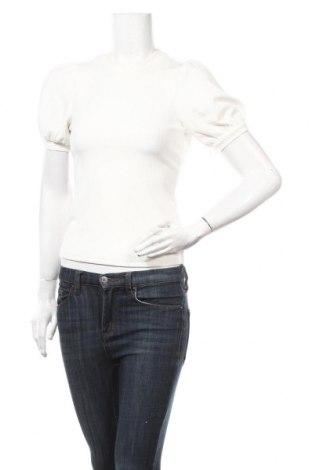 Дамска блуза Edited, Размер S, Цвят Бял, 67% полиестер, 29% вискоза, 4% еластан, Цена 13,00лв.
