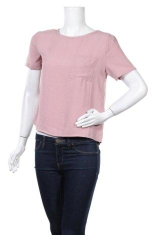 Γυναικεία μπλούζα Jdy, Μέγεθος S, Χρώμα Σάπιο μήλο, Πολυεστέρας, Τιμή 7,54€