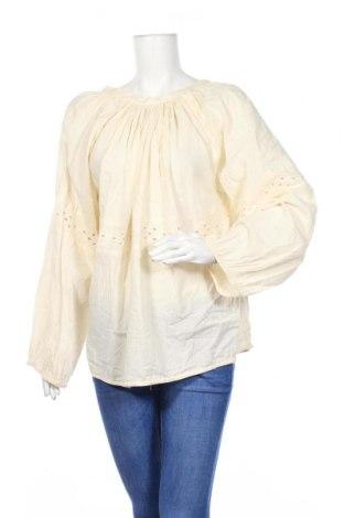 Γυναικεία μπλούζα KappAhl, Μέγεθος M, Χρώμα Κίτρινο, Βαμβάκι, Τιμή 2,92€