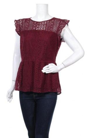 Γυναικεία μπλούζα Mint & Berry, Μέγεθος L, Χρώμα Κόκκινο, Πολυεστέρας, Τιμή 6,43€