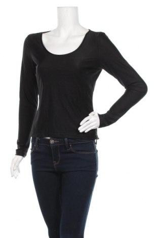 Дамска блуза Monki, Размер M, Цвят Черен, Цена 11,76лв.