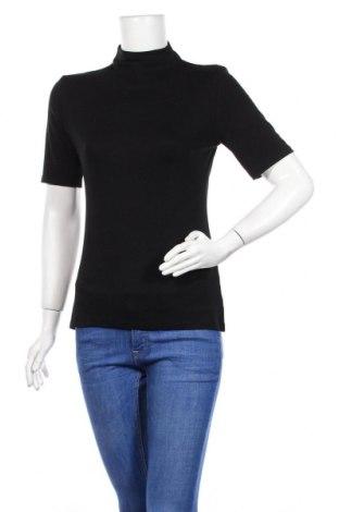 Дамска блуза Rich & Royal, Размер S, Цвят Черен, 95% вискоза, 5% еластан, Цена 41,30лв.
