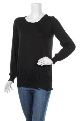 Γυναικεία μπλούζα Soya Concept, Μέγεθος XS, Χρώμα Μαύρο, 93% lyocell, 7% ελαστάνη, Τιμή 6,05€