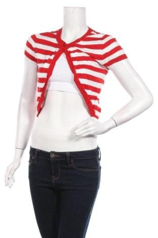 Γυναικεία ζακέτα Top Girl, Μέγεθος M, Χρώμα Κόκκινο, Βισκόζη, πολυαμίδη, Τιμή 4,73€