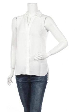 Дамска риза Dorothy Perkins, Размер M, Цвят Бял, Полиестер, Цена 26,68лв.