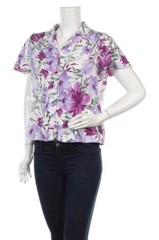 Дамска риза Eastex, Размер M, Цвят Многоцветен, Полиестер, Цена 21,00лв.
