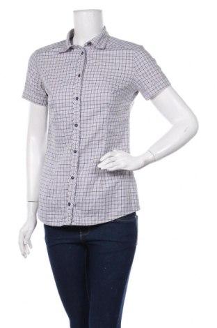 Дамска риза Mango, Размер S, Цвят Многоцветен, 60% памук, 40% полиестер, Цена 13,86лв.