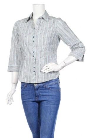 Дамска риза Marks & Spencer, Размер S, Цвят Многоцветен, 65% полиестер, 35% памук, Цена 6,88лв.