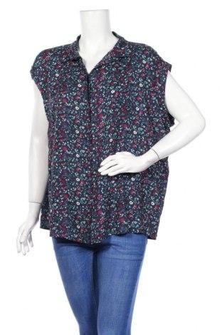 Дамска риза S.Oliver, Размер XL, Цвят Многоцветен, Вискоза, Цена 23,28лв.