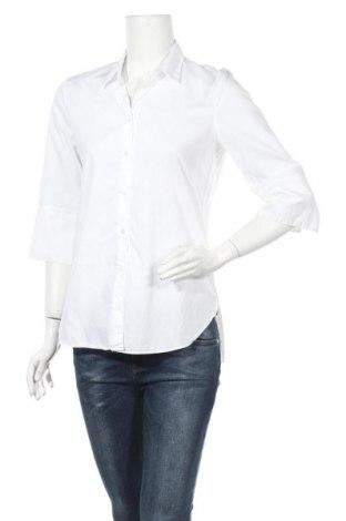 Γυναικείο πουκάμισο Van Laack, Μέγεθος S, Χρώμα Λευκό, Βαμβάκι, Τιμή 19,95€