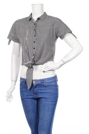 Дамска риза Vero Moda, Размер S, Цвят Черен, Цена 23,00лв.