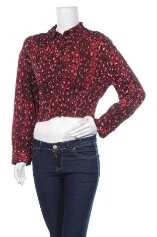 Γυναικείο πουκάμισο Zara Trafaluc, Μέγεθος XS, Χρώμα Πολύχρωμο, Βισκόζη, Τιμή 8,41€