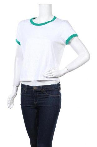 Γυναικείο t-shirt Brave Soul, Μέγεθος L, Χρώμα Λευκό, Βαμβάκι, Τιμή 7,09€