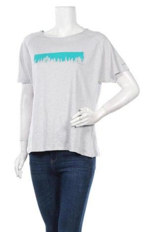 Дамска тениска Dare 2B, Размер XL, Цвят Сив, Памук, Цена 23,00лв.