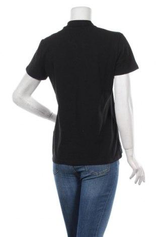Дамска тениска Defacto, Размер L, Цвят Черен, Памук, Цена 18,56лв.
