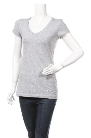 Дамска тениска G-Star Raw, Размер L, Цвят Сив, 95% памук, 5% еластан, Цена 46,50лв.