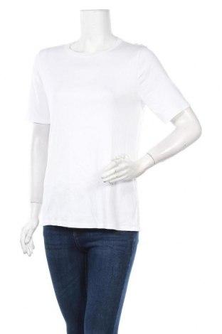 Дамска тениска J.Crew, Размер XL, Цвят Бял, Памук, Цена 64,00лв.