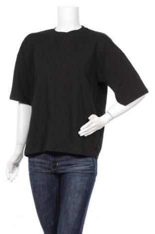 Γυναικείο t-shirt Missguided, Μέγεθος XS, Χρώμα Μαύρο, 95% βαμβάκι, 5% ελαστάνη, Τιμή 7,22€