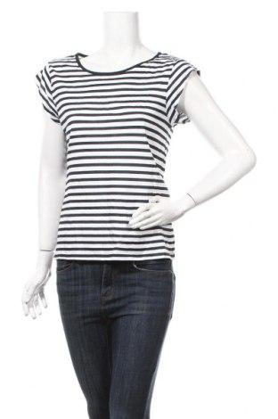 Дамска тениска ONLY, Размер M, Цвят Син, Памук, Цена 12,00лв.