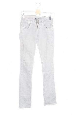 Дамски дънки, Размер XS, Цвят Сив, 98% памук, 2% еластан, Цена 6,83лв.