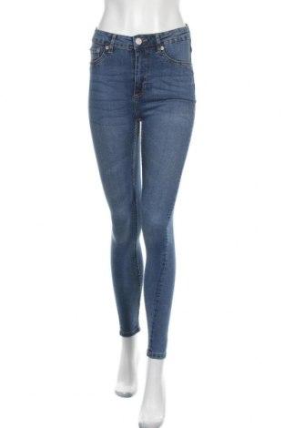 Дамски дънки Lager 157, Размер S, Цвят Син, 99% памук, 1% еластан, Цена 16,38лв.