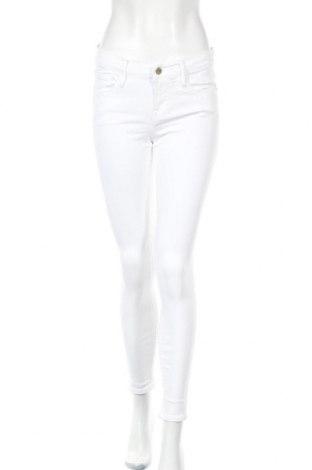 Γυναικείο Τζίν Frame, Μέγεθος S, Χρώμα Λευκό, 91% βαμβάκι, 6% πολυεστέρας, 3% ελαστάνη, Τιμή 39,44€