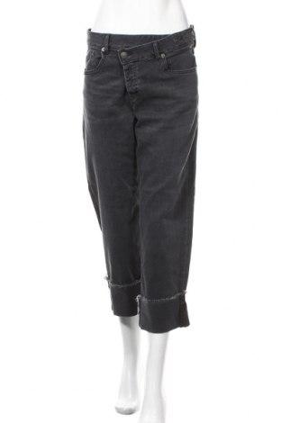 Дамски дънки Herrlicher, Размер M, Цвят Сив, 92% памук, 6% полиестер, 2% еластан, Цена 110,25лв.