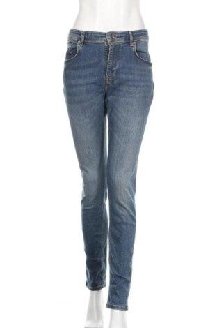 Дамски дънки J.Lindeberg, Размер L, Цвят Син, 93% памук, 5% полиестер, 2% еластан, Цена 32,34лв.