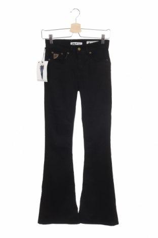 Дамски дънки Lois, Размер XS, Цвят Черен, Цена 37,17лв.