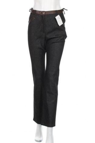 Дамски дънки Madeleine, Размер S, Цвят Черен, 98% памук, 2% еластан, Цена 28,61лв.