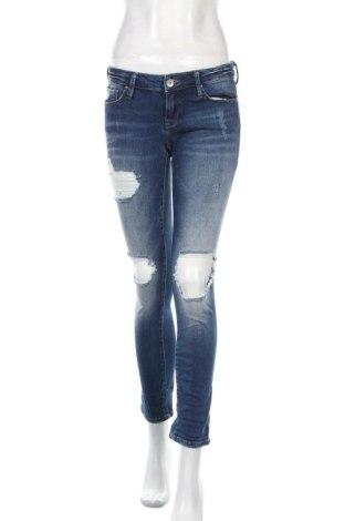 Дамски дънки Mavi, Размер S, Цвят Син, 94% памук, 4% полиестер, 2% еластан, Цена 17,64лв.