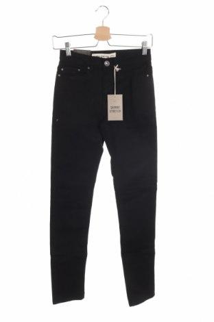 Дамски дънки New Look, Размер S, Цвят Черен, 98% памук, 2% еластан, Цена 35,10лв.