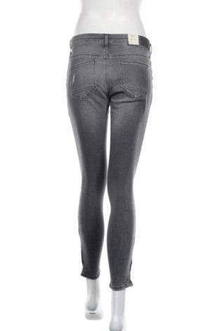 Дамски дънки ONLY, Размер L, Цвят Сив, 98% памук, 2% еластан, Цена 34,50лв.