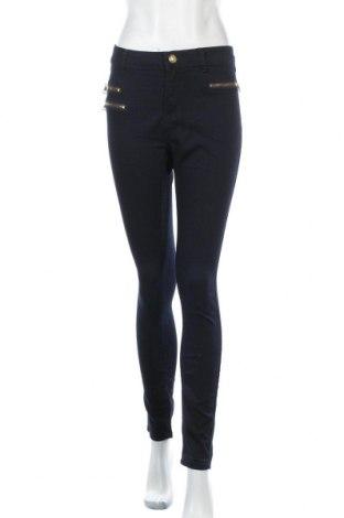 Дамски дънки Paris Pink, Размер XL, Цвят Син, 78% памук, 20% полиестер, 2% еластан, Цена 13,23лв.