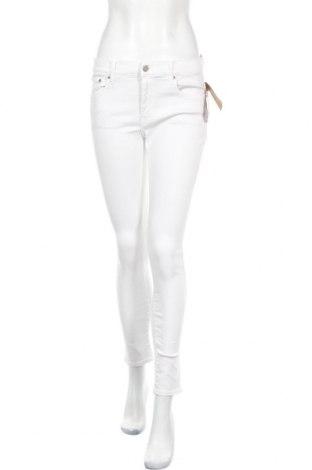 Дамски дънки Polo By Ralph Lauren, Размер M, Цвят Бял, 92% памук, 8% еластан, Цена 68,25лв.