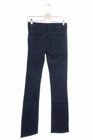 Дамски дънки Stefanel, Размер XS, Цвят Син, 99% памук, 1% еластан, Цена 15,51лв.