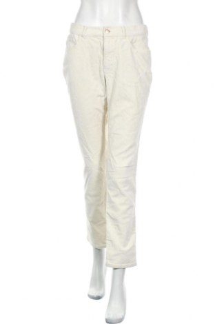 Дамски джинси Chaps, Размер M, Цвят Бял, 98% памук, 2% еластан, Цена 11,74лв.