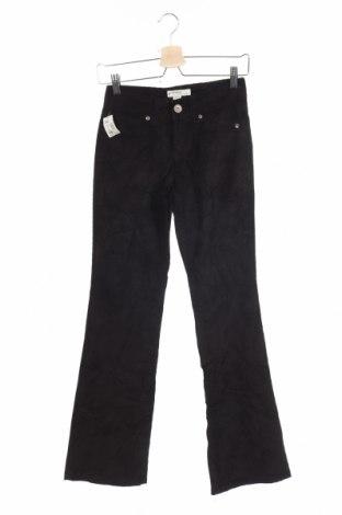 Дамски джинси Just Jeans, Размер XS, Цвят Черен, 98% памук, 2% еластан, Цена 14,49лв.