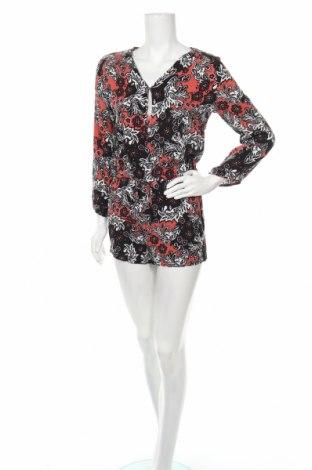 Дамски гащеризон H&M, Размер XXS, Цвят Многоцветен, Вискоза, Цена 7,00лв.